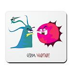 Germ Warfare Mousepad