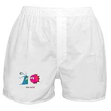 Germ Warfare Boxer Shorts