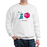 Germ Warfare Sweatshirt