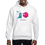 Germ Warfare Hooded Sweatshirt