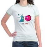 Germ Warfare Jr. Ringer T-Shirt