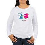 Germ Warfare Women's Long Sleeve T-Shirt