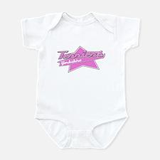 Baseball Yorkshire Terrier Baby Bodysuit