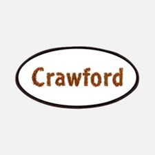 Crawford Fall Leaves Patch