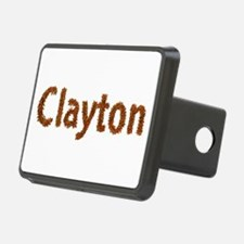 Clayton Fall Leaves Hitch Cover
