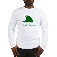Fiendly Bacteria Long Sleeve T-Shirt