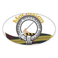 MacMillan Clan Decal