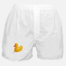 Be A Duck! Boxer Shorts