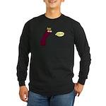 Tuberculosis Long Sleeve Dark T-Shirt