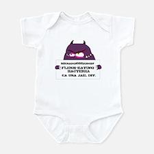 Flesh Eating Bacteria Infant Bodysuit