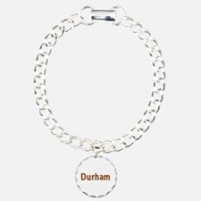 Durham Fall Leaves Charm Bracelet
