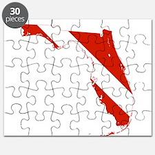 Florida Diver Puzzle