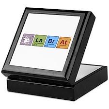 Periodic Lab Rat Keepsake Box
