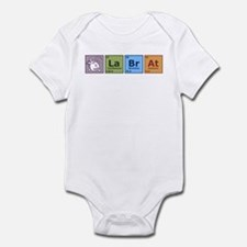Periodic Lab Rat Infant Bodysuit