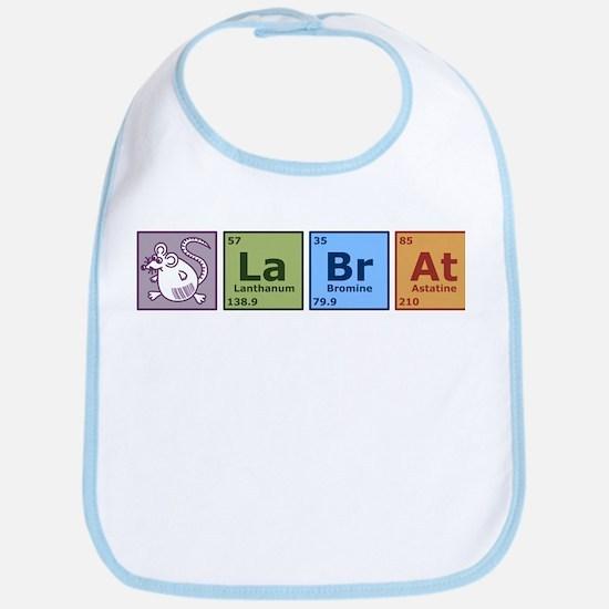 Periodic Lab Rat Bib