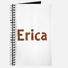 Erica Fall Leaves Journal