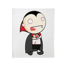 Vampy Throw Blanket