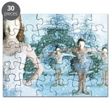 The Snow Ballet Puzzle