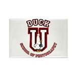 What the Duck University Rectangle Magnet (10 pack