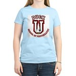 What the Duck University Women's Pink T-Shirt