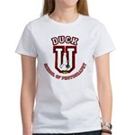 What the Duck University Women's T-Shirt