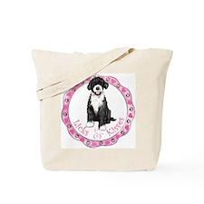 PWD Valentine Tote Bag