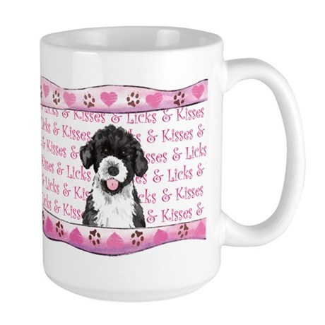 PWD Valentine Large Mug