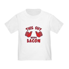 This Guy Needs Bacon T