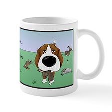Beagle - I Hunt Small Mugs