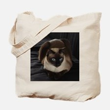 Lulú, the Siamese Cat Tote Bag