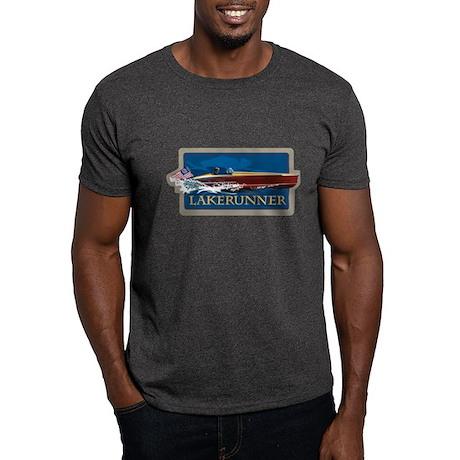Lakerunner Wooden Boat Dark T-Shirt