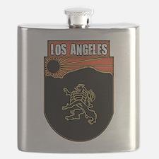 Los Angeles Flask