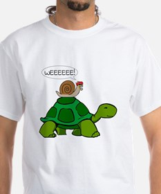 Snail & Turtle Shirt