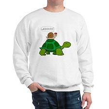 Snail & Turtle Sweatshirt