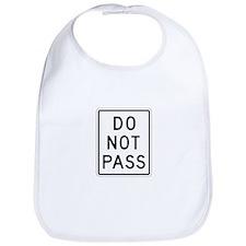 Do Not Pass - USA Bib