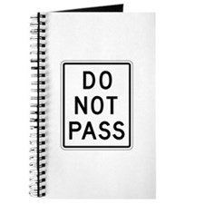 Do Not Pass - USA Journal