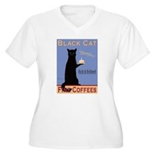 Black Cat Coffee T-Shirt