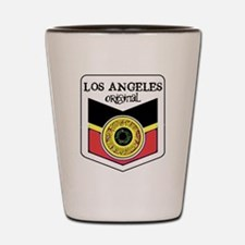 Los Angeles Skateboard Shot Glass