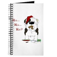 Bulldog Santa Journal