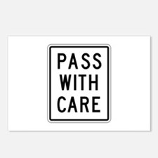 Pass With Care - USA Postcards (Package of 8)