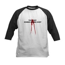 This Is My Zombie Killing Tee