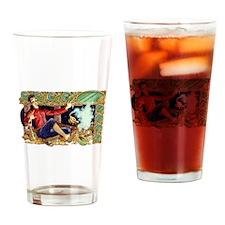 Aladdin's Lamp Drinking Glass