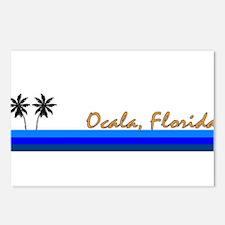 Ocala, Florida Postcards (Package of 8)