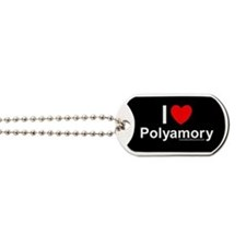 Polyamory Dog Tags