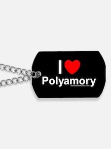 Polyamory Dog Tags