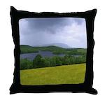 Lough Erne Throw Pillow