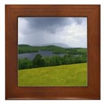 Lough Erne Framed Tile