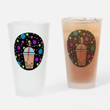 Bubble Tea Drinking Glass