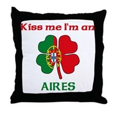 Aires Family Throw Pillow