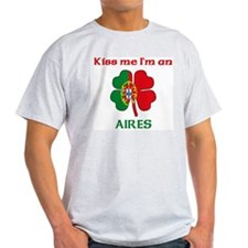 Aires Family Ash Grey T-Shirt